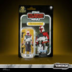 STAR WARS THE VINTAGE COLLECTION 3.75 INCH ARC TROOPER CAPTAIN Figure 1