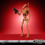 STAR WARS THE VINTAGE COLLECTION 3.75 INCH BATTLE DROID Figure 3