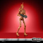 STAR WARS THE VINTAGE COLLECTION 3.75 INCH BATTLE DROID Figure 6