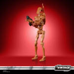 STAR WARS THE VINTAGE COLLECTION 3.75 INCH BATTLE DROID Figure 8