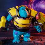 Sulley Stylized