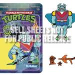 TMNT Ray Fillet ReAction Figure Preview