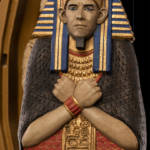The Mummy Art Scale IS 07