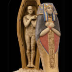 The Mummy Art Scale IS 08