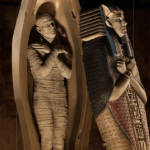 The Mummy Art Scale IS 10
