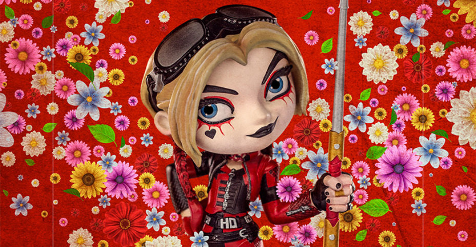 Harley Quinn The Suicide Squad IS 05