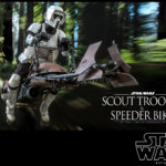 Hot Toys Scout Trooper and Speeder Bike 004