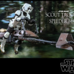 Hot Toys Scout Trooper and Speeder Bike 005