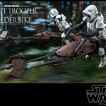 Hot Toys Scout Trooper and Speeder Bike 008