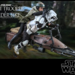 Hot Toys Scout Trooper and Speeder Bike 010