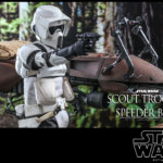 Hot Toys Scout Trooper and Speeder Bike 012