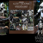 Hot Toys Scout Trooper and Speeder Bike 014