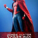Hot Toys Zombie Hunter Spider Man 001