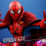 Hot Toys Zombie Hunter Spider Man 002