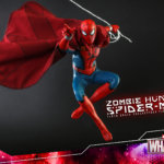 Hot Toys Zombie Hunter Spider Man 004