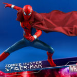 Hot Toys Zombie Hunter Spider Man 010