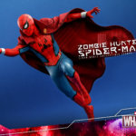 Hot Toys Zombie Hunter Spider Man 011