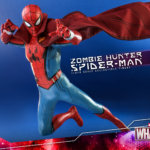 Hot Toys Zombie Hunter Spider Man 012