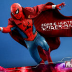 Hot Toys Zombie Hunter Spider Man 013