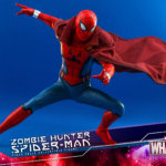 Hot Toys Zombie Hunter Spider Man 014