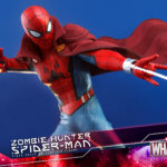 Hot Toys Zombie Hunter Spider Man 016