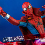 Hot Toys Zombie Hunter Spider Man 017