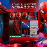 Hot Toys Zombie Hunter Spider Man 018