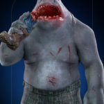 King Shark The Suicide Squad IS 05