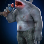 King Shark The Suicide Squad IS 06