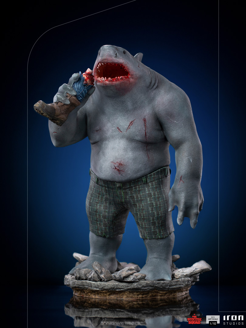 King Shark The Suicide Squad IS 10