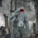 King Shark The Suicide Squad IS 11