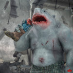 King Shark The Suicide Squad IS 12