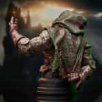 Marvel Zombies Dr Doom Bust 003