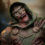 Marvel Zombies Dr Doom Bust 005