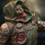 Marvel Zombies Dr Doom Bust 010
