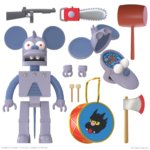 Super7 simpsons ultimates itchy
