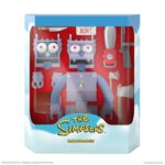 Super7 simpsons ultimates scratchy 1