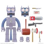 Super7 simpsons ultimates scratchy