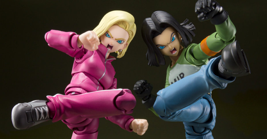 Android 17 18 DBS