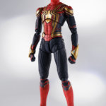 SH Figuarts No Way Home Spider Man Integrated Suit 001