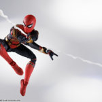 SH Figuarts No Way Home Spider Man Integrated Suit 005