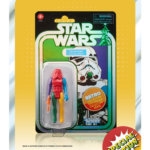 STAR WARS RETRO COLLECTION 3.75 INCH STORMTROOPER PROTOTYPE EDITION Figure in pck 2