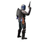 STAR WARS THE BLACK SERIES CREDIT COLLECTION 6 INCH THE MANDALORIAN Figure oop 5