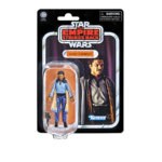 STAR WARS THE VINTAGE COLLECTION 3.75 INCH LANDO CALRISSIAN Figure in pck 2