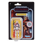 STAR WARS THE VINTAGE COLLECTION CARBONIZED COLLECTION 3.75 INCH INCINERATOR TROOPER in pck 2