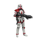 STAR WARS THE VINTAGE COLLECTION CARBONIZED COLLECTION 3.75 INCH INCINERATOR TROOPER oop 3