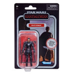 STAR WARS THE VINTAGE COLLECTION CARBONIZED COLLECTION 3.75 INCH MOFF GIDEON Figure in pck 2