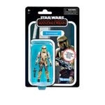STAR WARS THE VINTAGE COLLECTION CARBONIZED COLLECTION 3.75 INCH SHORETROOPER in pck 1