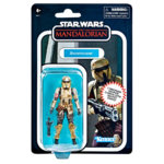 STAR WARS THE VINTAGE COLLECTION CARBONIZED COLLECTION 3.75 INCH SHORETROOPER in pck 2
