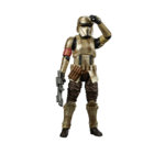 STAR WARS THE VINTAGE COLLECTION CARBONIZED COLLECTION 3.75 INCH SHORETROOPER oop 1